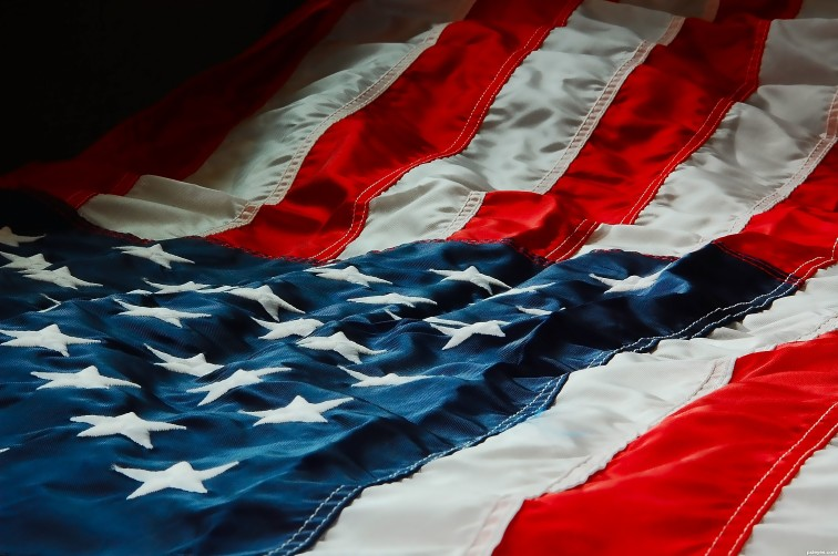 Moderates Its Time To Unite Under MAP And Old Glory THE - Us map old time